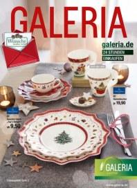 Galeria Kaufhof Angebote für den Haushalt November 2014 KW46