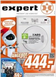 expert Aktuelle Angebote November 2014 KW46 25