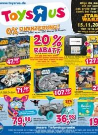 Toys''R''Us 0% Finanzierung November 2014 KW46