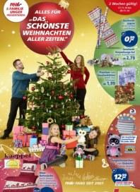 real,- Das schönste Weihnachten aller Zeiten November 2014 KW47