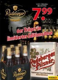 Getränkeland Angebot...Radeberger November 2014 KW47