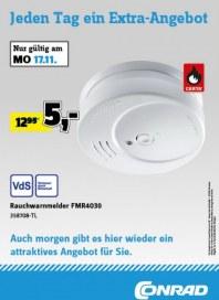 Conrad Jeden Tag ein Extra-Angebot November 2014 KW47