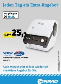 Conrad Jeden Tag ein Extra-Angebot November 2014 KW47 1