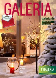 Galeria Kaufhof Adventskalender November 2014 KW47