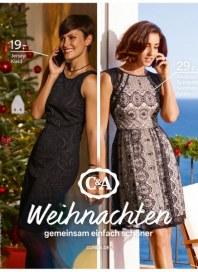 C&A Weihnachten - gemeinsam einfach schöner November 2014 KW47 3