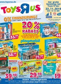 Toys''R''Us Angebote November 2014 KW47 1