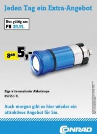 Conrad Jeden Tag ein Extra-Angebot November 2014 KW47 4