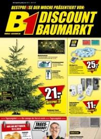 B1 Discount Baumarkt Aktuelle Angebote November 2014 KW47 2