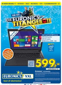 Euronics Zum Fest: Die Euronics Titangebote November 2014 KW47