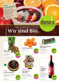Denn's Biomarkt Aktuelle Angebote November 2014 KW47 1
