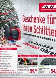 A.T.U Auto Teile Unger Geschenke für Ihren Schlitten November 2014 KW48