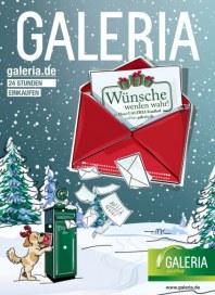 Galeria Kaufhof Wünsche werden wahr November 2014 KW48