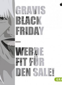 Gravis Black Friday November 2014 KW48