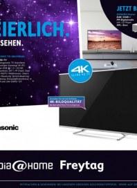 media@home Feierlich. Fernsehen November 2014 KW48