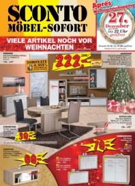 Sconto Angebote Dezember 2014 KW49