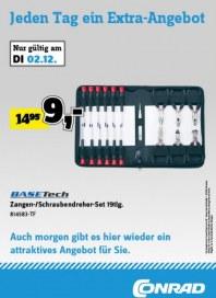 Conrad Jeden Tag ein Extra-Angebot Dezember 2014 KW49 1