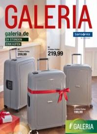 Galeria Kaufhof Angebote von Samsonite Dezember 2014 KW49