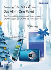 Samsung Samsung GALAXY K zoom Dezember 2014 KW49