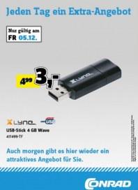 Conrad Jeden Tag ein Extra-Angebot Dezember 2014 KW49 4