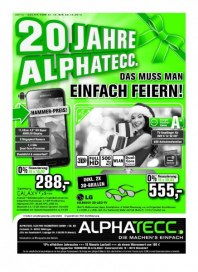 ALPHATECC. Aktuelle Angebote Dezember 2014 KW50 3