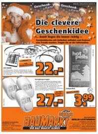 Globus Baumarkt Haupflyer Dezember 2014 KW50 1