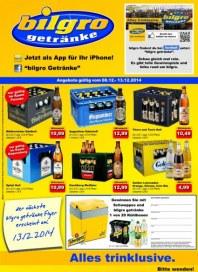 Bilgro Aktuelle Angebote Dezember 2014 KW50 1