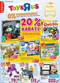 Toys''R''Us Unsere Tiefpreisgarantie Dezember 2014 KW50