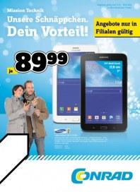 Conrad Unsere Schnäppchen. Dein Vorteil Dezember 2014 KW50