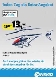 Conrad Jeden Tag ein Extra-Angebot Dezember 2014 KW50 9