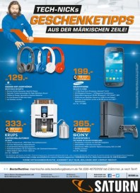 Saturn Tech-Nicks Geschenketipps Dezember 2014 KW50 1