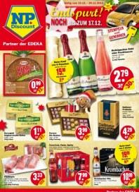 NP-Discount Aktueller Wochenflyer Dezember 2014 KW51 2