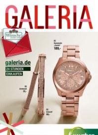 Galeria Kaufhof Angebote von Fossil Dezember 2014 KW51