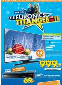 Euronics Zum Fest: Die Euronics Titangebote Dezember 2014 KW51