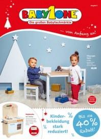 BabyOne Unsere Last-Minute-Weihnachtsangebote Dezember 2014 KW51