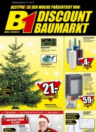 B1 Discount Baumarkt Aktuelle Angebote Dezember 2014 KW51 2