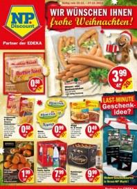 NP-Discount Aktueller Wochenflyer Dezember 2014 KW52 3
