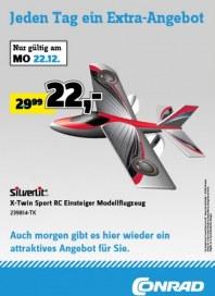 Conrad Jeden Tag ein Extra-Angebot Dezember 2014 KW52 12