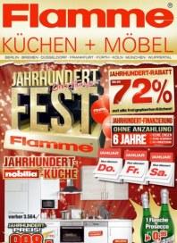 Flamme Möbel Jahrhundert-Küche Dezember 2014 KW52