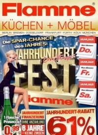 Flamme Möbel Die Spar-Chance des Jahres Dezember 2014 KW52