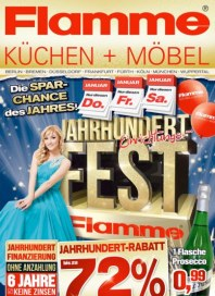 Flamme Möbel Jahrhundert-Rabatt Dezember 2014 KW52