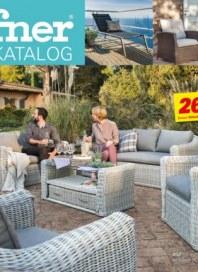 Höffner Garten-Katalog Dezember 2014 KW52