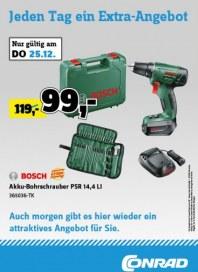 Conrad Jeden Tag ein Extra-Angebot Dezember 2014 KW52 15