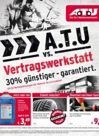 A.T.U Auto Teile Unger Eiskalt reduziert Januar 2015 KW01