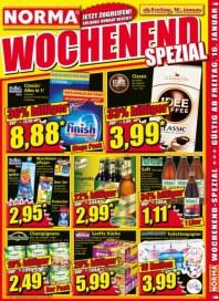 Norma Wochenend-Spezial Januar 2015 KW03