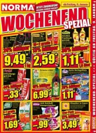Norma Wochenend-Spezial Januar 2015 KW02 1