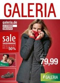 Galeria Kaufhof Reduzierte Saisonware Januar 2015 KW01 2