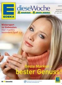 Edeka Beste Marken - bester Genuss Januar 2015 KW02