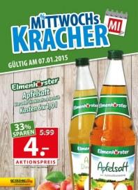 Getränkeland Mittwochs Kracher Januar 2015 KW02