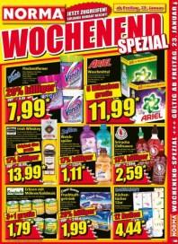 Norma Wochenend-Spezial Januar 2015 KW04 2