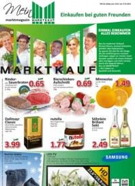 Marktkauf Einkaufen bei guten Freunden Januar 2015 KW03